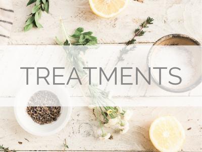 naturopathy treatments homepage