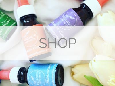 the wellness emporium shop homepage