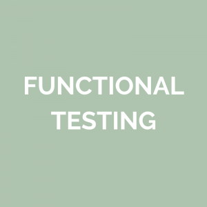 The Wellness Emporium services for functional testing